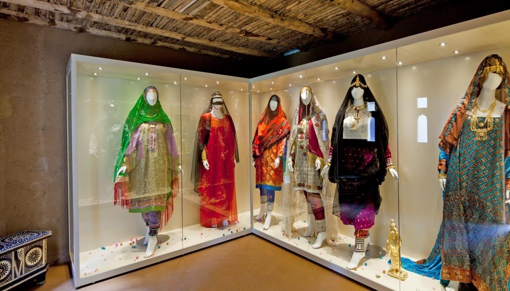 Museen Vitrinen individuelles Glas